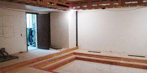 Signal Proof Room - Meditation Room